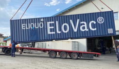 Sludge Degassing from ELIQUO: EloVac® Pilot Plant
