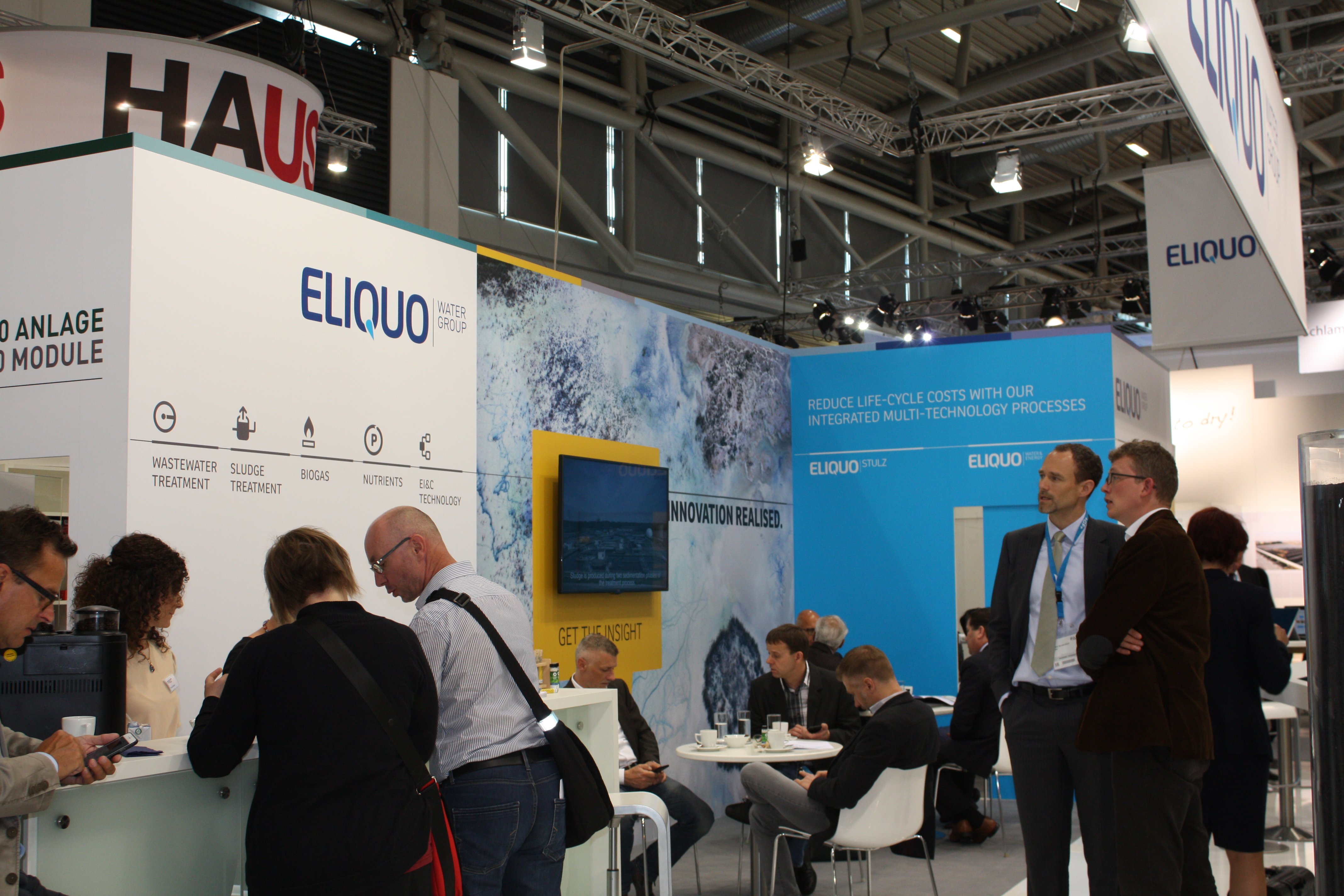 14th - 18th May in Munich: IFAT 2018